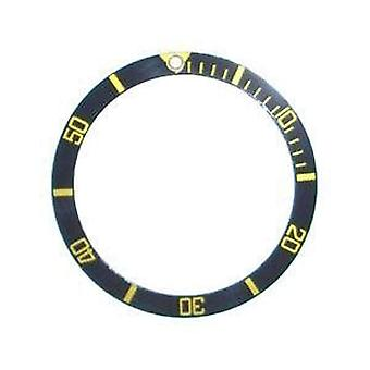 Bezel insert made by w&cp to fit rolex 315-1680-1 generic bezel insert