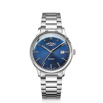 Rotary GB05400-05 Blue Dial Avenger Wristwatch