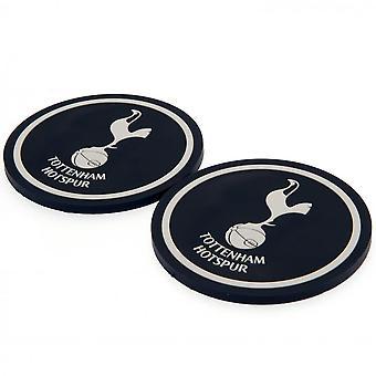 Tottenham Hotspur FC Coaster inställd (förpackning med 2)