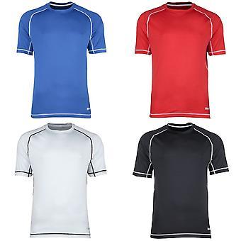 Rhino Mens Mercury Breathable Performance Sports T-Shirt