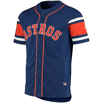 Iconic Supporters Cotton Jersey Shirt - Houston Astros