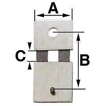 Pendulum clock suspension spring 12.0mm (a = 8.0mm & c = 2.3mm) kieninger