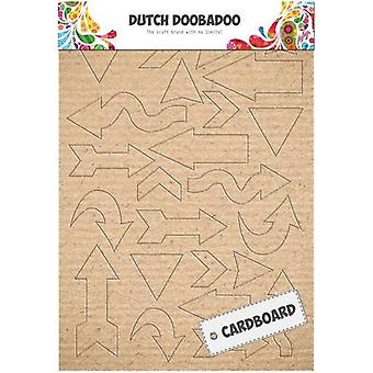Dutch Doobadoo Dutch Cardboard art arrows A5 472.309.002
