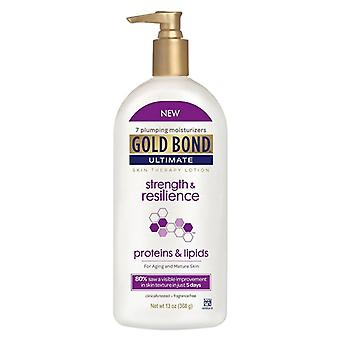 Gold bond ultimate lotion, strength & resilience, 13 oz