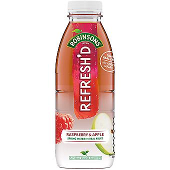 Robinsons Raspberry and Apple Refresh'd Flavoured Water