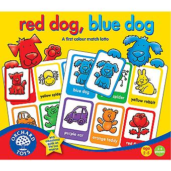 Red Dog, Blue Dog Lotto