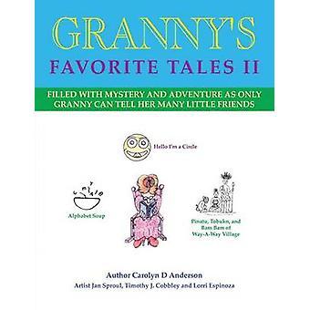 Grannys Favorite Tales II by Anderson & Carolyn D.
