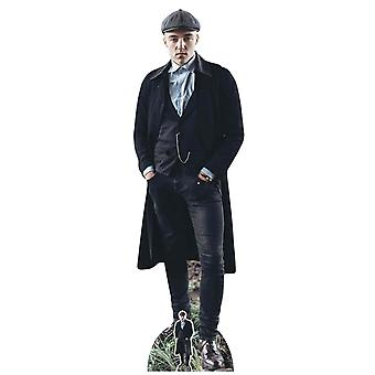 Peaky Blinders Style Gangster with Watch Chain Cardboard Cutout / Standee / Standup