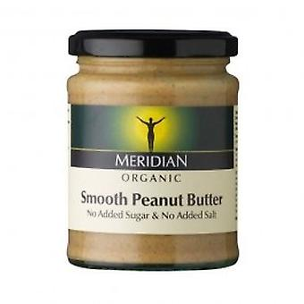 Meridian - Org Smooth Peanut Butter 280g