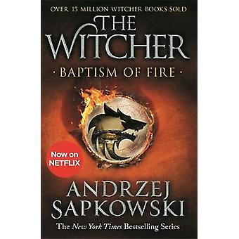 Baptism of Fire - Witcher 3 - Now a major Netflix show by Andrzej Sapk