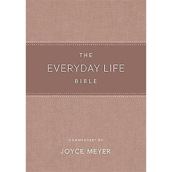 The Everyday Life Bible Blush LeatherLuxe (R) - The Power of God's Wor