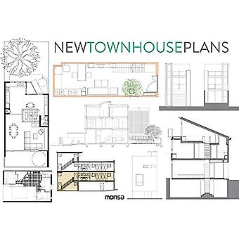 New Townhouse Plans by Anna Minguet - 9788416500987 Book
