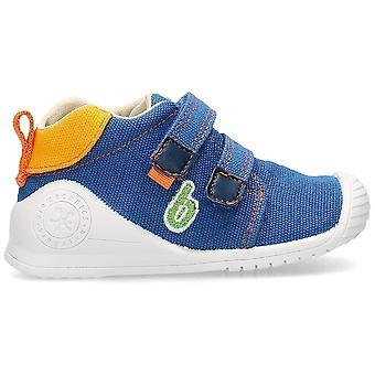 בbiomecanics 02212 202212AAZUL אוניברסלי כל השנה נעלי תינוקות