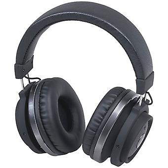 Over Ear Wireless Bluetooth Stereo Headphones (Black)