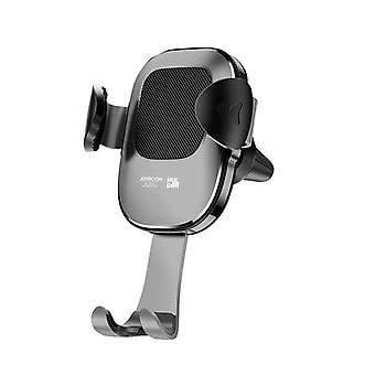 Joyroom gravity linkage automatic lock air vent 360º rotation car phone holder for 4.0-6.5 inch smart phone
