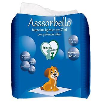 Ferribiella Empapadores Asssorbello 60x60 (Cães , Higiene e pêlo , Recolha de fezes)