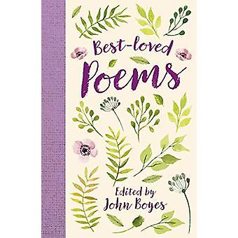Best Loved Poems by John Boyes - 9781788886536 Book