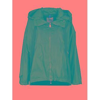 Moncler 1b72900c0417778 Women's Blue Nylon Outerwear Jacket