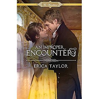 An Improper Encounter by Erica Taylor - 9781944995997 Book