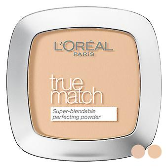 Kompakte Pulver Accord Perfekte L'Oreal Make-up/D5