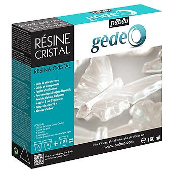 Pebeo Gedeo cristal resina 150ml