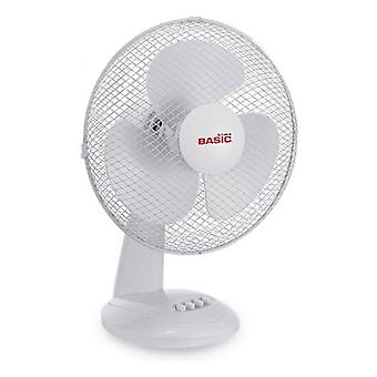 Table Fan Basic Home 35W White