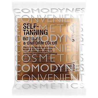 Self-bronzing towelettes Intensive Comodynes (8 uds)