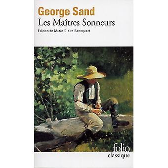 Les Maitres Sonneurs by Sand - 9782070371396 Book