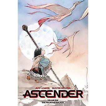Ascender Volume 1 by Jeff Lemire - 9781534313484 Book