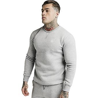 Sik Silk Sweatshirt Grey 83