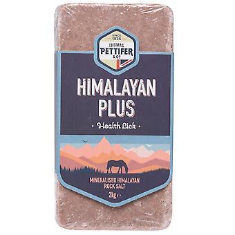 Pettifers Himalayan Plus Zdrowie Lick Salt Minerals Horse Zdrowie Jeździectwo