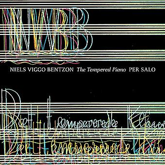 Tempered Piano [CD] USA import