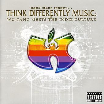 Think Differently - Wu-Tang Meets Indie Culture [CD] USA import