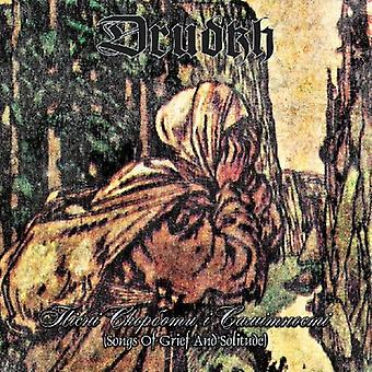 Drudkh - Songs of Grief & Solitude [CD] USA import