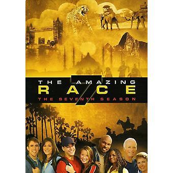 Amazing Race: 7 ª temporada [DVD] EUA importar