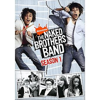Naked Brothers Band - Naked Brothers Band: Season 1 [DVD] USA import
