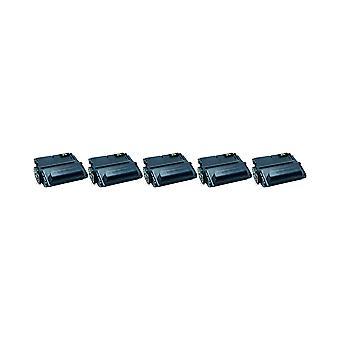 RudyTwos 5 倍 HP 38 a トナー ユニット用ブラック Laserjet 4200、4200DTN、4200DTNS、4200DTNSL、4200 L、4200LN、4200LVN、4200N、4200TN との互換性