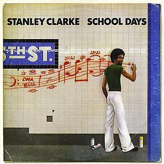 Stanley Clarke - skoldagar [CD] USA import