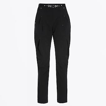 HIGH  - New Lurch - Tapered Tech Pants - Black