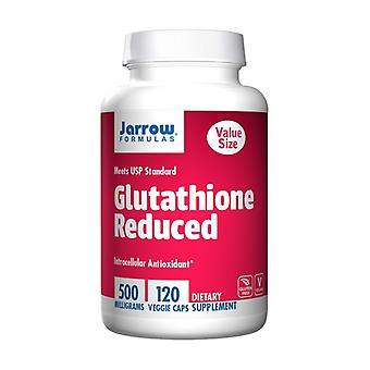 Glutathione Reduced 500mg 120 capsules