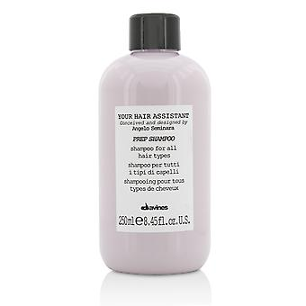 Your hair assistant prep shampoo (for all hair types) 210690 250ml/8.45oz
