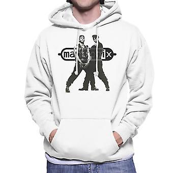 Mantronix Duo Shot Men's Hooded Sweatshirt