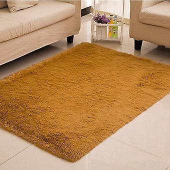 Modern Solid Color Antiskid Soft Living Room/bedroom Rug Carpet