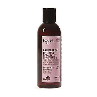 Water of roses 200 ml of floral water