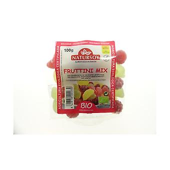 Frukt Gums Fruttini Mix 100 g