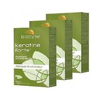 Keratin Forte Anti-Hair Loss Pack 120 tablets
