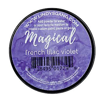 Lindy's Stamp Gang French Lilac Violet Magical