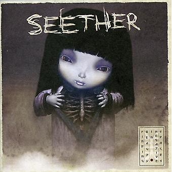 Seether - Finding Beauty in Negative Spaces (Pa) [CD] USA import