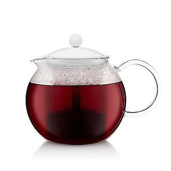 Bodum Tea Press 1L Vaaleanharmaa