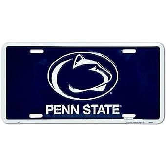 Penn State Nittany Lions matrícula de la NCAA